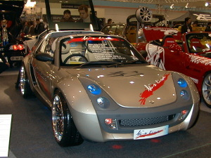 smart roadster-coupe