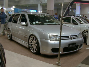 VW GOLF IV WAGON