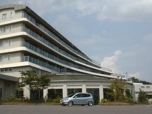 櫟平ホテル。