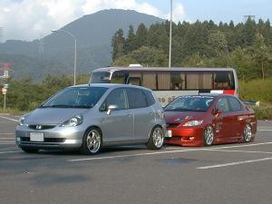 帰路中の磐越高速道新潟行き。
